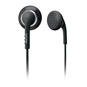 Philips SHE2641/27 In Ear Headphone (Silver/Black)