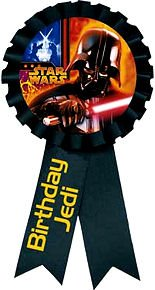 STAR WARS Award Ribbon - 1 pc.