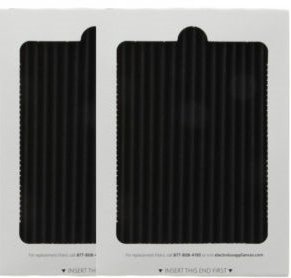 2 Replacement Frigidaire Pure Air Ultra Refrigerator Air Filters, Also Fits Electrolux, Compare to Part # EAFCBF PAULTRA 242061001 241754001, CB-9101 (All Filters Inc compare prices)