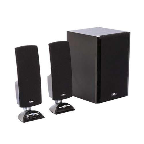 Cyber Acoustics Cyber Acoustics CA-3488 20W 2.1 Speaker System with Subwoofer (CA-3488)