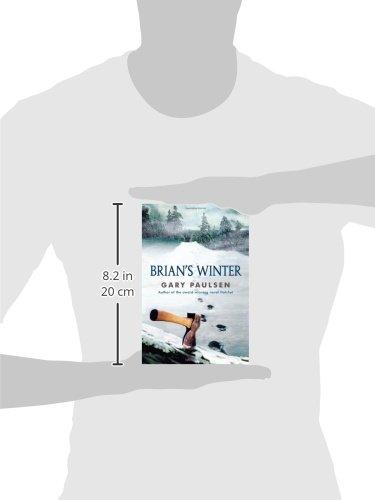 gary paulsen brians winter book report