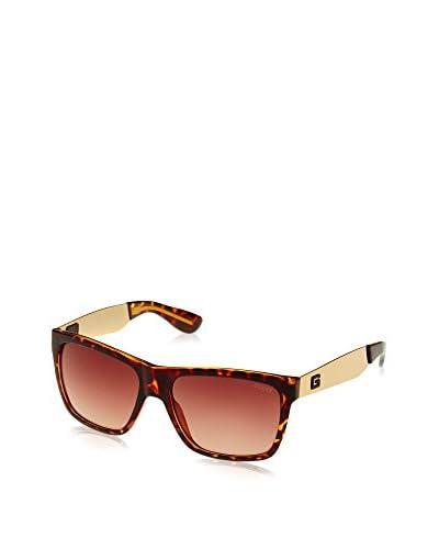Guess Gafas de Sol Gu6832 (57 mm) Marrón
