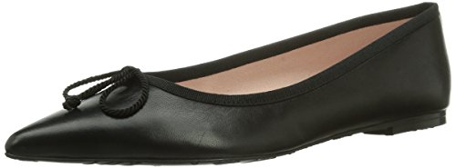 Pretty Ballerinas - Pretty Ballerinas, Ballerine donna, color Nero (COTON NEGRO), talla 41