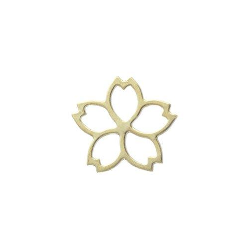 リトルプリティー 桜 4S ゴールド 50個 LPー6004G
