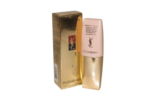 Yves Saint Laurent Perfect Touch Radiant Foundation Brush Shade 6 40ml