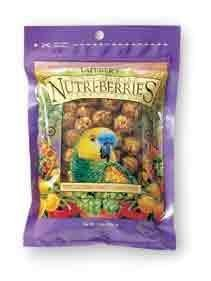 Cheap 2 Pack Parrot Sunny Orchard Nutri – berries 10oz (Catalog Category: Bird / Large Hookbill Treats) (BLA82850)