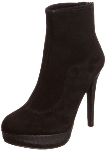 House of Harlow 1960 Women's Nexa Black Platforms Heels 4 UK, 37 EU, 7 US