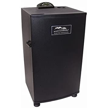Bundle-23 Electric Digital Smokehouse with Cover (2 Pieces) Size: 40""