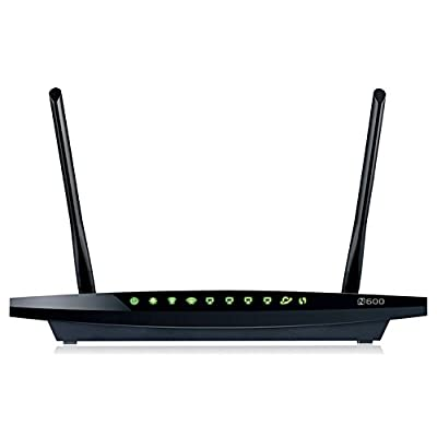 TP-Link TL-WDR3600 N600 Wireless Dual Band Gigabit Router (Black)