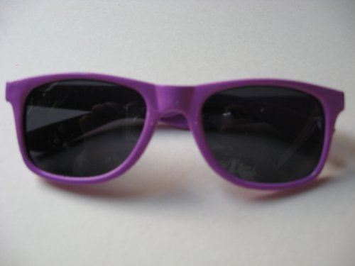 Lilac Baby Girls Sunglasses