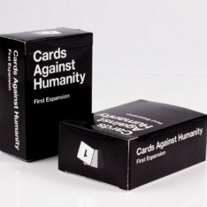 Cards Against Humanity First Expansion - Limited Edition