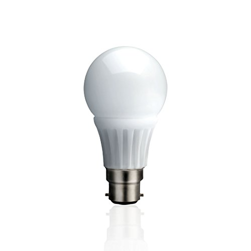 7W 600 Lumen Glass LED Bulb (Warm White)
