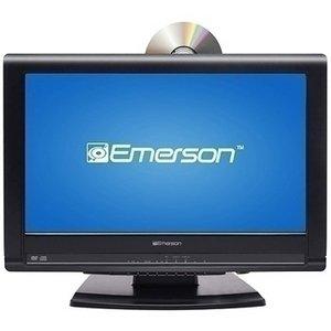 31UMNvN0n3L Emerson LD190EM1 19 Class LCD 720p 60Hz DVD Combo HDTV