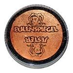 Einzelfarbe Perlglanz-Bronze, 20ml