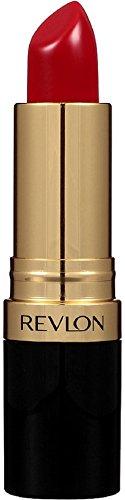 Revlon Super Lustrous Creme Lipstick, Certainly Red 740, 0.15 Ounce