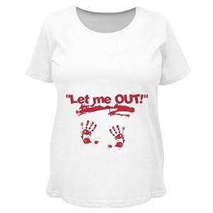 Let Me Out: Maternity LA T Cotton T-Shirt