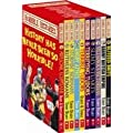 Horrible Histories 10 Book Set