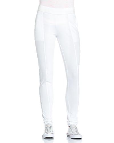 Dimensione Danza Pantalone Felpa [Bianco]