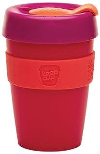 Keepcup The Worlds First Barista Standard 12-Ounce Reusable Cup, Sunrise, Medium