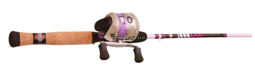 Zebco 33 Lady Fishing Rod and 33JL/ZALC602M Reel Combo