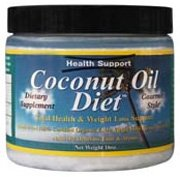 Coconut Oil Supplements For Weight Loss