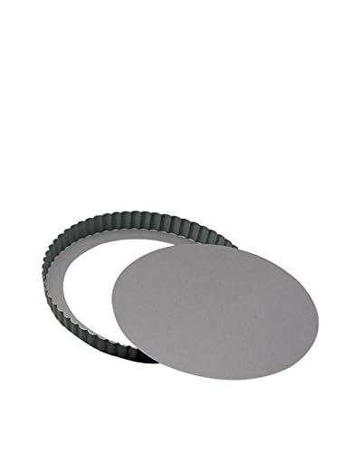 Kaiser 9.5 Noblesse Tart & Quiche Pan, Grey