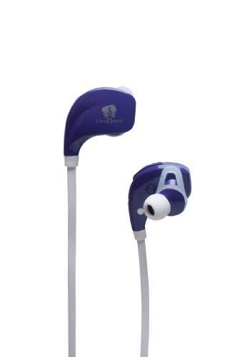 Life N Soul B106-P Bluetooth Sport Earphones, Purple