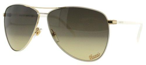 Gucci GG4209/S Sunglasses - 0WQC Mystique White