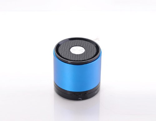 Solememo® Myvision 788S Bluetooth Speaker Mini Speaker For Car Portable Speaker Bluetooth Wireless Speaker Outdoor For Iphone/Tv/Ipod/Mp3 Player By Solememo (Blue)