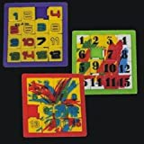 Numeric Slide Puzzles (pack of 12)