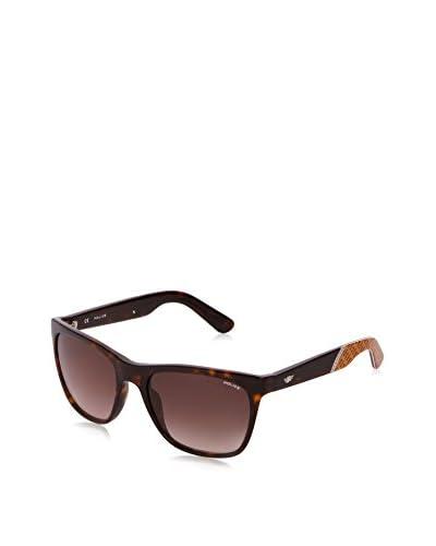 Police Gafas de Sol CRYPTO 3 (55 mm) Marrón