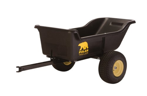 Polar Trailer 8232 HD 1200 Heavy Duty Utility and Hauling Cart, 84 by 45 by 31-Inch (Atv Hauling Trailers compare prices)