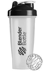 Blender Bottle - Classic Black - 28 Oz. By Sundesa