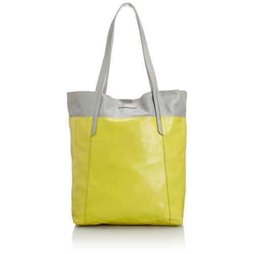 [ディーゼル] DIESEL レディース トートバッグ BE-EASYDAFNE - shopping bag X02693PR6940072UNI PR694H5510 (イエロー/)