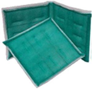 Series 65 intake filter 20x20 inch for Paint booth filters 20x20