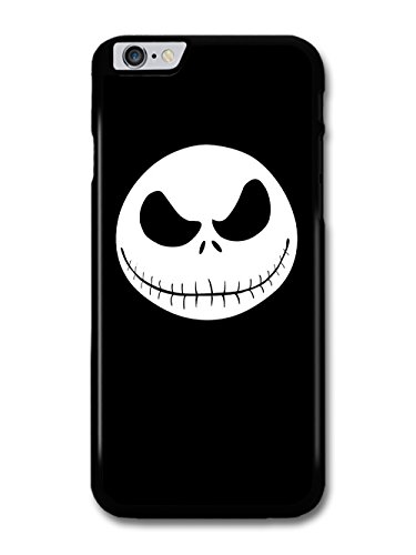 The Nightmare Before Christmas Halloween Tim Burton Jack Skellington custodia per iPhone 6 Plus 6S Plus