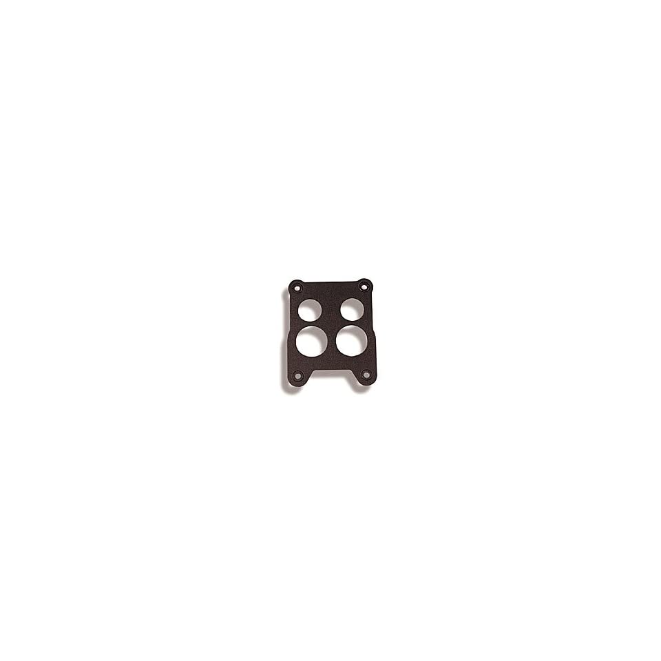 Holley 108-12 Carburettor Mounting Gasket Paper 4-Barrel Square Bore Open Center