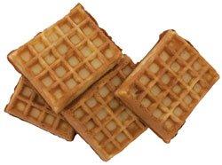 Barkat Waffles - 100g