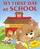 img - for My First Day at School- personalized book / textbook / text book