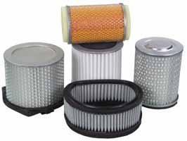Emgo Replacement Air Filter for Honda CH150 Elite 1986