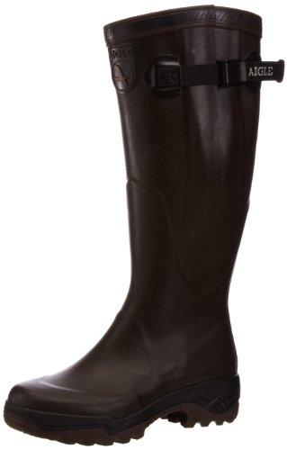 Aigle Parcours 2 Vario Wellington Boots, Brun, 7 UK ,41 EU