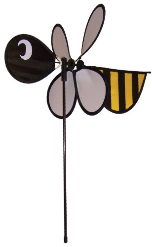 In the Breeze Bee Baby Bug Garden Spinner