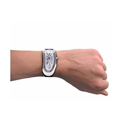 日常にユーモアを★サルバドール・ダリ風 溶ける腕時計 [並行輸入品]
