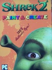 Shrek 2 Paint & Create