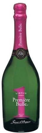 Premiere Bulle - Blanquette de Limoux - Sparkling Wine - 75cl Bottle - 12.5% ABV