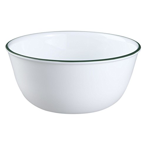 Corelle Livingware 28-Ounce Super Soup/Cereal Bowl, Callaway (Set of 4) (Corelle Callaway Set compare prices)