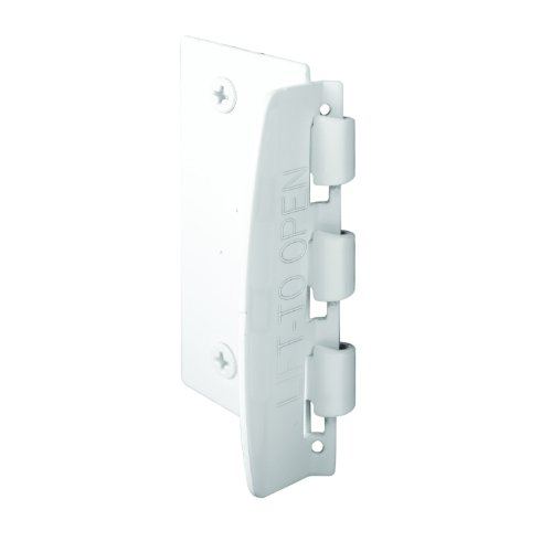 Prime Line Products U 9888 Door Lock, Flip Ac...