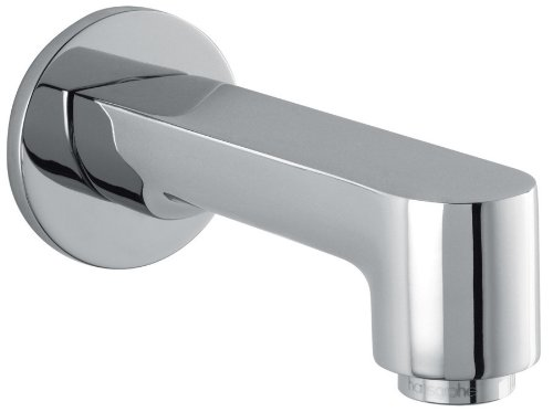 Hansgrohe 14413001 S Tub Spout, Chrome (Tub Spout And Drain compare prices)