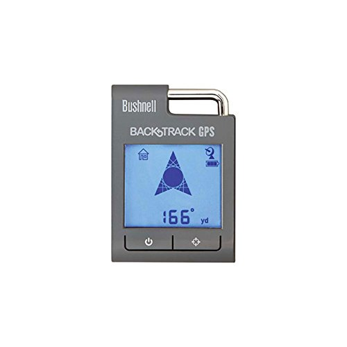 BUSHNELL-BACKTRACK-POINT-3-STEEL-GREY-GPS-DIGITAL-COMPASS-360100