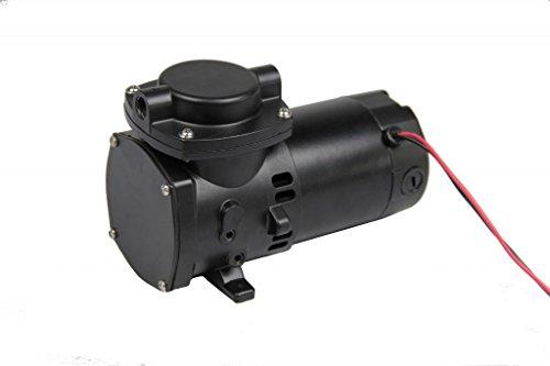 Generic Small Diaphragm Vacuum Pump Dc 24V 52Psi 34L Per Min